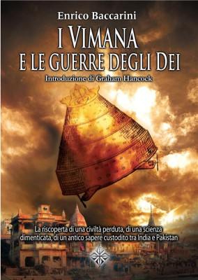I Vimana e le Guerre degli Dei by Enrico Baccarini from StreetLib SRL in Travel category