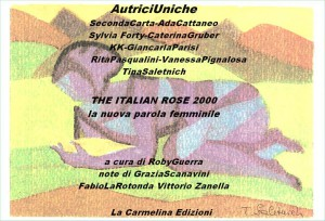 AA.VV., The Italian Rose 2000 by a cura di R. Guerra from StreetLib SRL in General Novel category