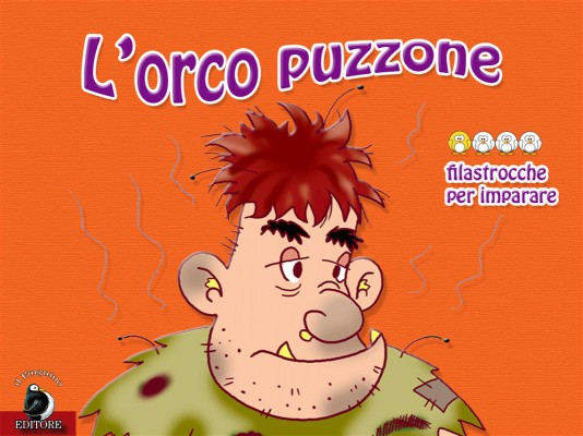 Lorco puzzone by Valentina Falanga from StreetLib SRL in Teen Novel category