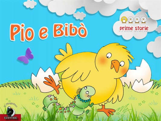 Pio e Bibo by Valentina Falanga from StreetLib SRL in Teen Novel category