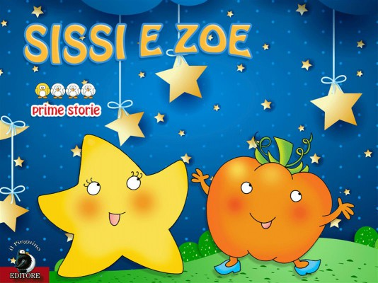 Sissi e Zoe by Valentina Falanga from StreetLib SRL in Teen Novel category