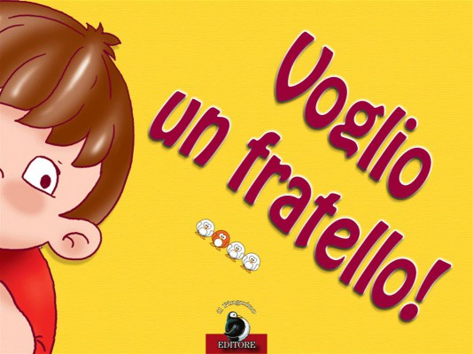 Voglio un fratello by Valentina Falanga from StreetLib SRL in Teen Novel category