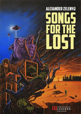 Songs for The Lost by Alexander Zelenyj from StreetLib SRL in General Novel category