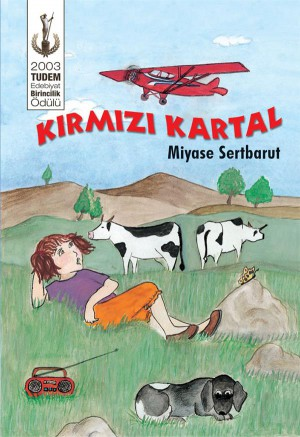KIRMIZI KARTAL by Miyase Sertbarut from StreetLib SRL in Teen Novel category