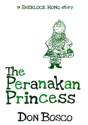 The Peranakan Princess by Don Bosco from Super Cool Books in Children category