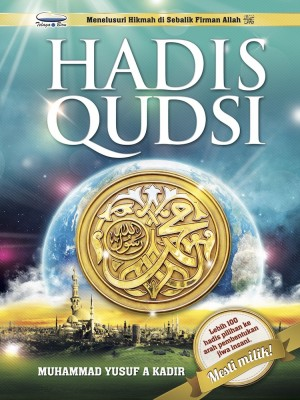 Hadis Qudsi (H/C) by Muhammad Yusud A Kadir from TELAGA BIRU SDN BHD in Religion category