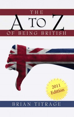 The  A Z of  Being  British
