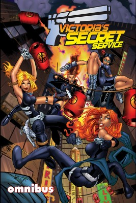 Victoria's Secret Service: Omnibus by Terrance Griep from Trajectory, Inc. in Comics category