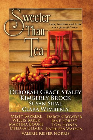 Sweeter Than Tea by Deborah Smith from Trajectory, Inc. in General Novel category