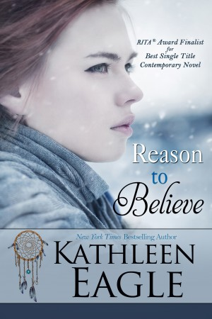 Reason to Believe by Kathleen Eagle from  in  category