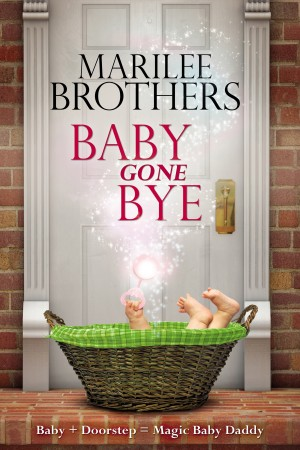 Baby Gone Bye by Marilee Brothers from Trajectory, Inc. in Teen Novel category