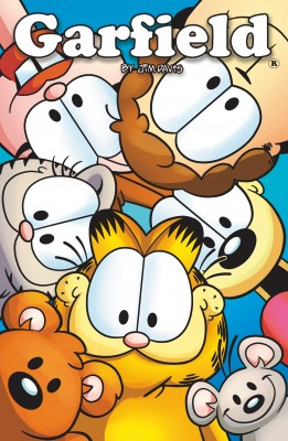 Garfield Vol. 3 by Mark Evanier from Trajectory, Inc. in Comics category