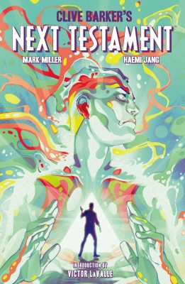 Clive Barker's Next Testament Vol. 1 by Mark Miller from Trajectory, Inc. in Comics category