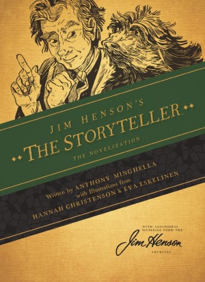 Jim Henson's The Storyteller: The Novelization by Various from Trajectory, Inc. in Comics category