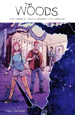 The Woods Vol. 2 by James Tynion IV from Trajectory, Inc. in Comics category