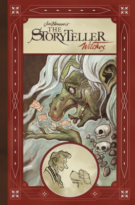 Jim Henson's The Storyteller: Witches by S.M. Vidaurri from Trajectory, Inc. in Comics category