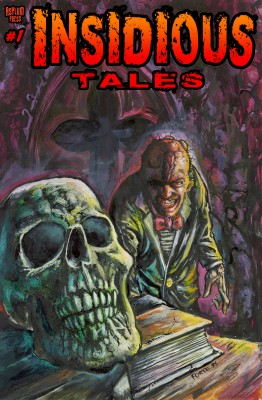 Insidious Tales #1 by Mike Bliss from  in  category