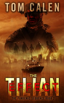 The Tilian Effect by Tom Calen from Trajectory, Inc. in General Novel category
