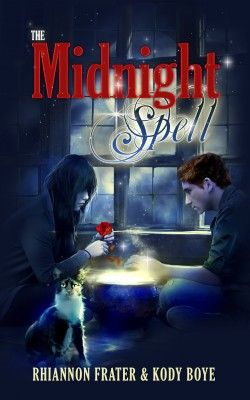 The Midnight Spell by Rhiannon Frater from Trajectory, Inc. in General Novel category