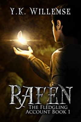 Rafen by Y.K. Willemse from Trajectory, Inc. in Teen Novel category