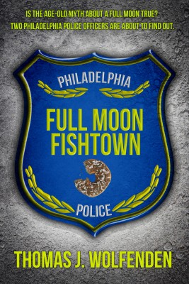 Full Moon Fishtown by Thomas Wolfenden from Trajectory, Inc. in General Novel category