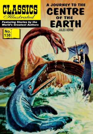 Journey to the Center of the Earth by Jules Verne from Trajectory, Inc. in Comics category