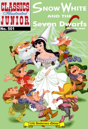 Snow White and the Seven Dwarfs by Grimm Brothers from Trajectory, Inc. in Comics category