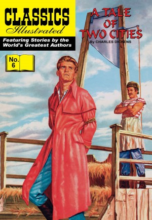 Tale of Two Cities by Charles Dickens from Trajectory, Inc. in Comics category
