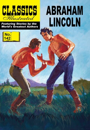 Abraham Lincoln by Abraham Lincoln from Trajectory, Inc. in Comics category