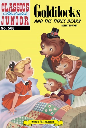 Goldilocks and the Three Bears by Robert Southey from Trajectory, Inc. in Comics category