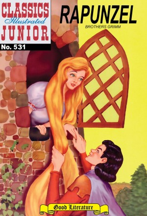 Rapunzel by Grimm Brothers from  in  category