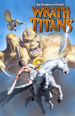 Wrath of the Titans Vol. 1 #GN by Scott Davis from Trajectory, Inc. in Comics category