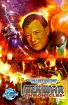 William Shatner Presents: The Tekwar Chronicles by Scott Davis from Trajectory, Inc. in Comics category