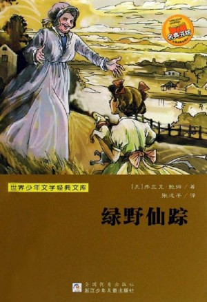 The Wonderful Wizard of Oz (Chinese Edition) by Frank Baum from Trajectory, Inc. in Teen Novel category