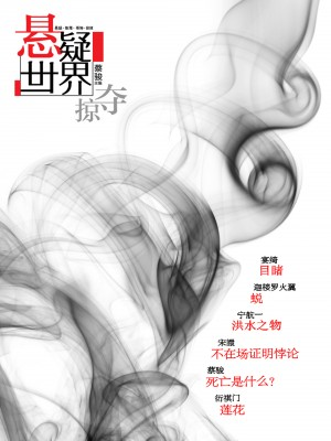 Cai Jun Mystery Magazine: Mystery World · Plunder by Jun Cai from Trajectory, Inc. in General Novel category