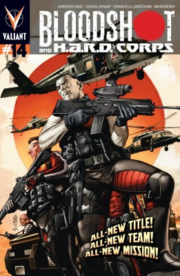 Bloodshot and H.A.R.D. Corps Issue 14 by Christos Gage from Trajectory, Inc. in Comics category