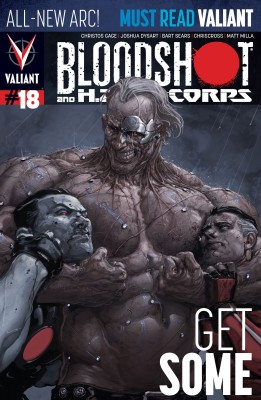Bloodshot and H.A.R.D. Corps Issue 18 by Christos Gage from Trajectory, Inc. in Comics category