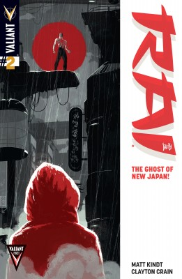 Rai (2014) Issue 2 by Matt Kindt from Trajectory, Inc. in Comics category