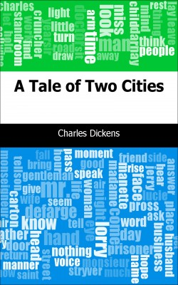 A Tale of Two Cities by Charles Dickens from Trajectory, Inc. in Classics category