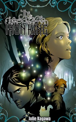 Julie Kagawa: The Iron King  Vol.1 # GN by Sara Gundell from Trajectory, Inc. in Comics category