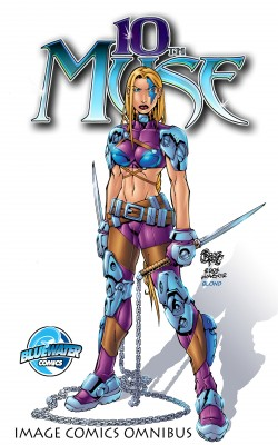 10th Muse: The Image Comics Omnibus Vol.1 # GN by Darren G. Davis from Trajectory, Inc. in Comics category