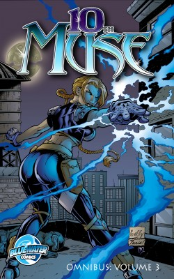 10th Muse: Omnibus 3 Vol.3 # GN by Darren G. Davis from Trajectory, Inc. in Comics category