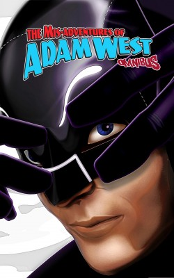 Misadventures of Adam West: Omnibus Vol.1 # GN by Leon McKenzie from Trajectory, Inc. in Comics category