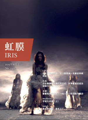 IRIS Jun.2015 Vol.2 (No.043) (Chinese Edition) by magasa from Trajectory, Inc. in General Novel category