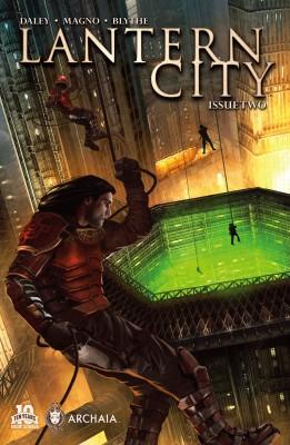 Lantern City #2 by Matt Daley from Trajectory, Inc. in General Novel category