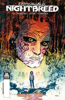 Clive Barker's Nightbreed #12 by Marc Andreyko from Trajectory, Inc. in General Novel category