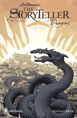 Jim Henson's Storyteller: Dragons #2 by Nathan Pride from  in  category