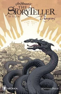 Jim Henson's Storyteller: Dragons #2