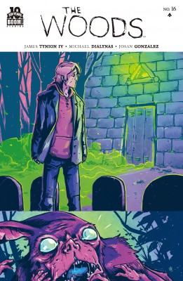 The Woods #16 by James Tynion IV from Trajectory, Inc. in Comics category