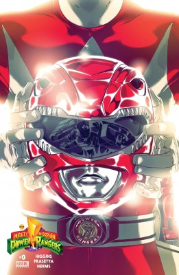 Mighty Morphin Power Rangers #0 by Mairghread Scott from  in  category